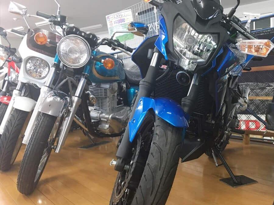 バイクの種類
